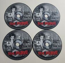 Fear Effect 2 Retro Helix ps1 ps2 ps3 Playstation Game Action Adventure Shooter