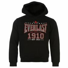 NEW!!! Boys HOODY Black  EVERLAST 146-150cm/  11-12yrs
