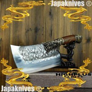 Japaknives Ⓡ - Stainless Steel Dragon Cleaver  - Original 40%OFF