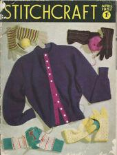 Stitchcraft Illustrated Monthly Magazines