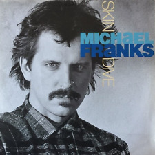MICHAEL FRANKS - Skin Dive (LP) (VG/G)
