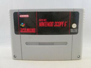 Super Nintendo SNES - Super NES Nintendo Scope 6