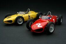 Exoto XS 1:18 | SPECIAL 1 | 1961 Ferrari Dino 156/120 | Historic 1-2-3-4 Finish!