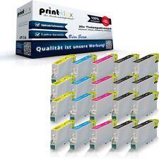 20x Recycelte Tintenpatronen für Epson Stylus SX-215 SX-218 Ink Cartridges Kit