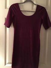 Forever 21 Short Sleeve Dress-Small