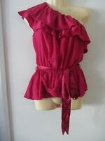 Isabel Marant silk top size 1, AUS 8-10