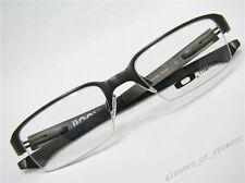 Eyeglass Frames-Oakley BOOMSTAND OX5042-0352 Pewter 52mm Titanium Glasses Frame
