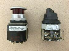 Allen-Bradley 800T-FXP16A1 & 800H-HR2