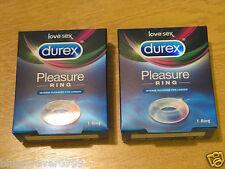 DUREX PLEASURE RING X 2