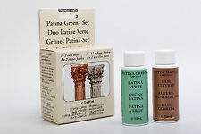 Moderno Option Verde Set di Patina 2 x 59 ml