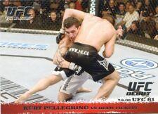 2009 TOPPS UFC ROUND 1 DEBUT  ROOKIE RC KURT PELLEGRINO #48