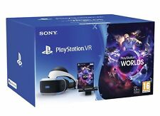 Sony PlayStation VR Starter Pack with resident Evil 4 and playstation camera