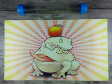 Toadally Awesome YuGiOh Master Rule 4 Frog Custom TCG Playmat Free Best tube