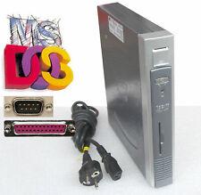 Mini Pc Igel 3/2 400mhz CPU 128mb Hard Disk SSD 128mb Ram USB per Ms-Dos -tc41
