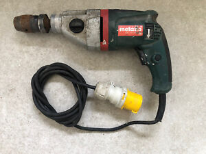 Metabo SBE 1010 Plus Drill 110V spares/repairs