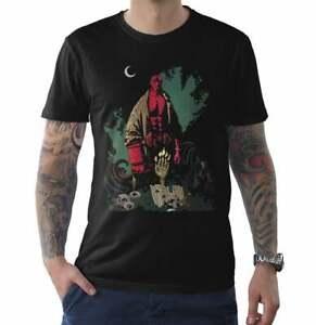 Hellboy Comics T-Shirt, Men's Women's All Sizes