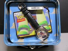 Disney Toy Story LE Fossil Collectors Watch in Lunchbox Tin. See Photos!