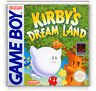 KIRBY'S DREAM LAND NINTENDO GAME BOY FRIDGE MAGNET IMAN NEVERA
