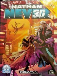 NATHAN NEVER 361 ULTIMO VOLO CON ALBO COPERTINE.Bonelli Editore*SPEDIZ.CORRIERE