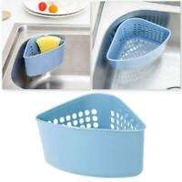 Triangular Sink Drain Shelf Rack Multifunctional Storage Holder Kitchen Tool