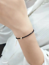 New Fashion Women Jewelry Bangle Set Rope Chain Bracelet Surprise Gift Black