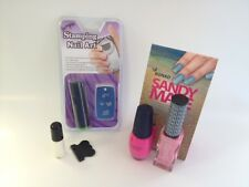 Konad Promotion Stamping Kit plus konad polish n sandy mate polish-Great Present