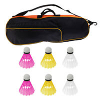 Premium Badminton Racket Bag Tennis Racquets Holder Pack Case with Handle