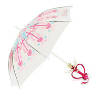 Sailor Moon Magic Stick Umbrella Clear LED Umbrella Cosplay Props Gift Girl