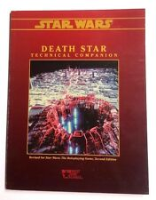1991 Death Star Technical Comp-Star Wars Role Playing Game /RPG-West End (40008)
