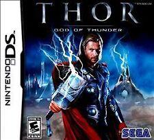 Thor: God of Thunder  (Nintendo DS, 2011) - Complete