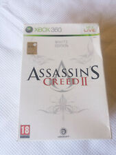Assassin's Creed II white Collector's Edition Action figure XBox