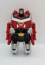 2011 Bandai Power Rangers Deluxe Red Lion Zord Samurai MegaZord Action Figure