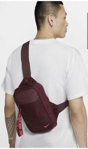 Nike Sportswear Essential Hip Pack Waist Bag Lining Sports Travel Bag Crossbody