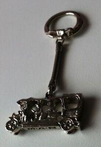 historischer 1920er Jahre Motiv BUS (MAN) Schlüsselanhänger Keychain Keyring