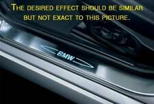 BMW illuminated LED Chrome Door Sill Scuff Plate E36 2 Door M3