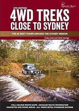 4WD Treks Close to Sydney by Craig Lewis, Cathy Savage