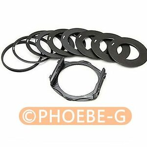 9 Ring Adapter +  Filter Holder set for Cokin P series