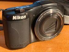 Nikon COOLPIX L610 16.0MP Digital Camera - Black - HAS ISSUES