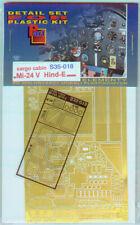 Part S35-018 1/35 Mi-24V Hind E (cargo cabin) (Trumpeter)