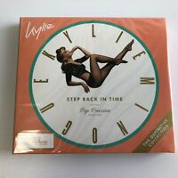 KYLIE MINOGUE STEP BACK IN TIME THE DEFINITIVE COLLECTION (Japan version) CD
