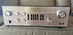 Luxman L-100 Rare Vintage Integrated Amplifier