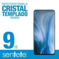 Sentete® Oppo Reno 10X Zoom Protector de Pantalla de Cristal Templado PREMIUM