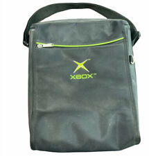 Official Original Microsoft Xbox Console System Travel Carrying Case Vintage Bag