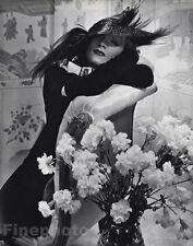 1932 Vintage 11x14 MARLENE DIETRICH Germany Movie Film Actress ~ EDWARD STEICHEN