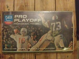 Vintage Hasbro Pro Playoff Professional Football Game