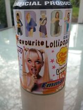 Spice Girl Emma Official Rare Chupa Chups Lollipop Tin Vintage 90's