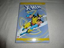 MARVEL X-MEN  L INTEGRALE 1977- 1978  PANINI COMICS  TOP ETAT
