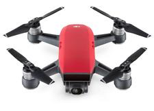 Brand new DJI Spark mini drone camera quadcopter fpv hd 720p 1080p 12MP red