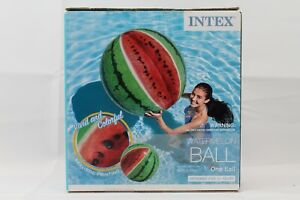 """Jumbo Watermelon Beach Ball Inflatable Summer Time Pool Party Water Toy 42"""""""