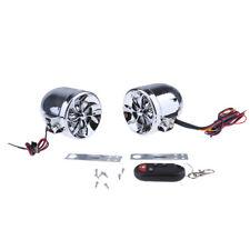 Motorrad Stereo Lautsprecher Audio Musik MP3 Verstärker System AUX FM USB